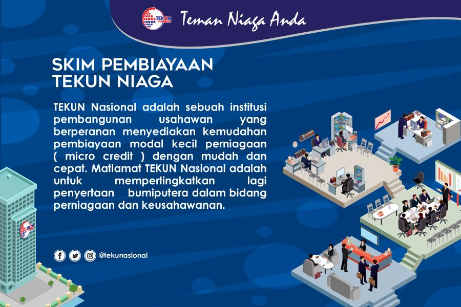 Portal Rasmi TEKUN Nasional